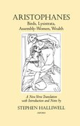 Cover for Birds, Lysistrata, Assembly-Women, Wealth