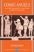 Cover for Comic Angels and Other Approaches to Greek Drama through Vase-Paintings