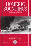 Cover for Homeric Soundings