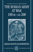 Cover for The Roman Army at War 100 BC - AD 200