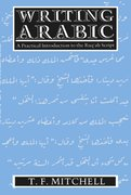 Cover for Writing Arabic