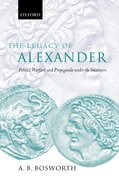 Cover for The Legacy of Alexander
