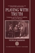 Cover for Playing with Truth