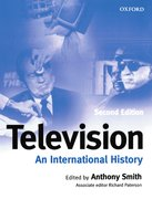 Cover for Television: An International History