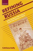 Cover for Refining Russia