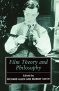 Cover for Film Theory and Philosophy