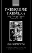 Cover for Technique and Technology