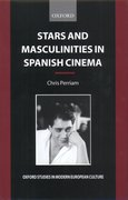 Cover for Stars and Masculinities in Spanish Cinema
