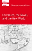 Cover for Cervantes, the Novel, and the New World