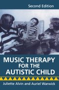Cover for Music Therapy for the Autistic Child