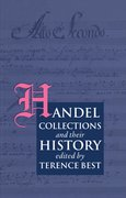 Cover for Handel Collections and Their History