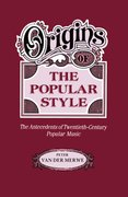 Cover for Origins of the Popular Style