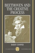 Cover for Beethoven and the Creative Process