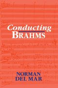 Cover for Conducting Brahms
