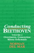 Cover for Conducting Beethoven