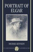 Cover for Portrait of Elgar