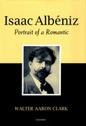 Cover for Isaac Albeniz