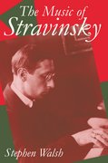 Cover for The Music of Stravinsky