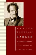 Cover for Mahler