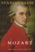 Cover for Mozart