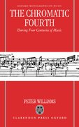 Cover for The Chromatic Fourth During Four Centuries of Music