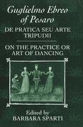 Cover for De pratica seu arte tripudii