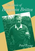 Cover for The Music of Benjamin Britten