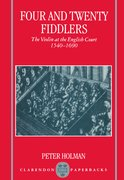 Cover for Four and Twenty Fiddlers