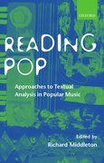 Cover for Reading Pop