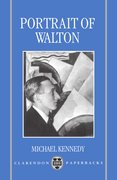 Cover for Portrait of Walton