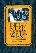 Cover for Indian Music and the West
