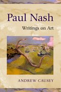 Cover for Paul Nash: Writings on Art