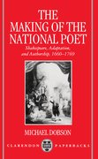 Cover for The Making of the National Poet