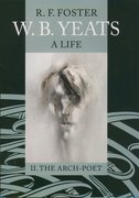 Cover for W. B. Yeats: A Life Vol.2