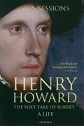 Cover for Henry Howard, the Poet Earl of Surrey