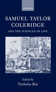 Cover for Samuel Taylor Coleridge and the Sciences of Life