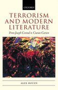 Cover for Terrorism and Modern Literature