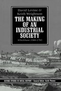 Cover for The Making of an Industrial Society