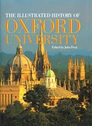 Cover for The Illustrated History of Oxford University