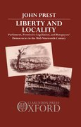 Cover for Liberty and Locality