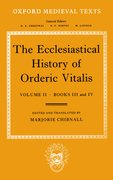 Cover for The Ecclesiastical History of Orderic Vitalis