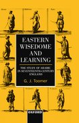 Cover for Eastern Wisedome and Learning