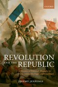 Cover for Revolution and the Republic