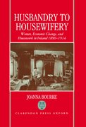 Cover for Husbandry to Housewifery