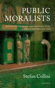 Cover for Public Moralists