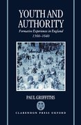 Cover for Youth and Authority