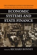 Cover for Economic Systems and State Finance