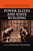 Cover for Power Elites and State Building