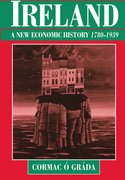 Cover for Ireland: A New Economic History 1780-1939