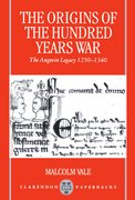 Cover for The Origins of the Hundred Years War
